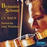 バッハ:無伴奏ヴァイオリン・ソナタ&パルティータ(全曲)