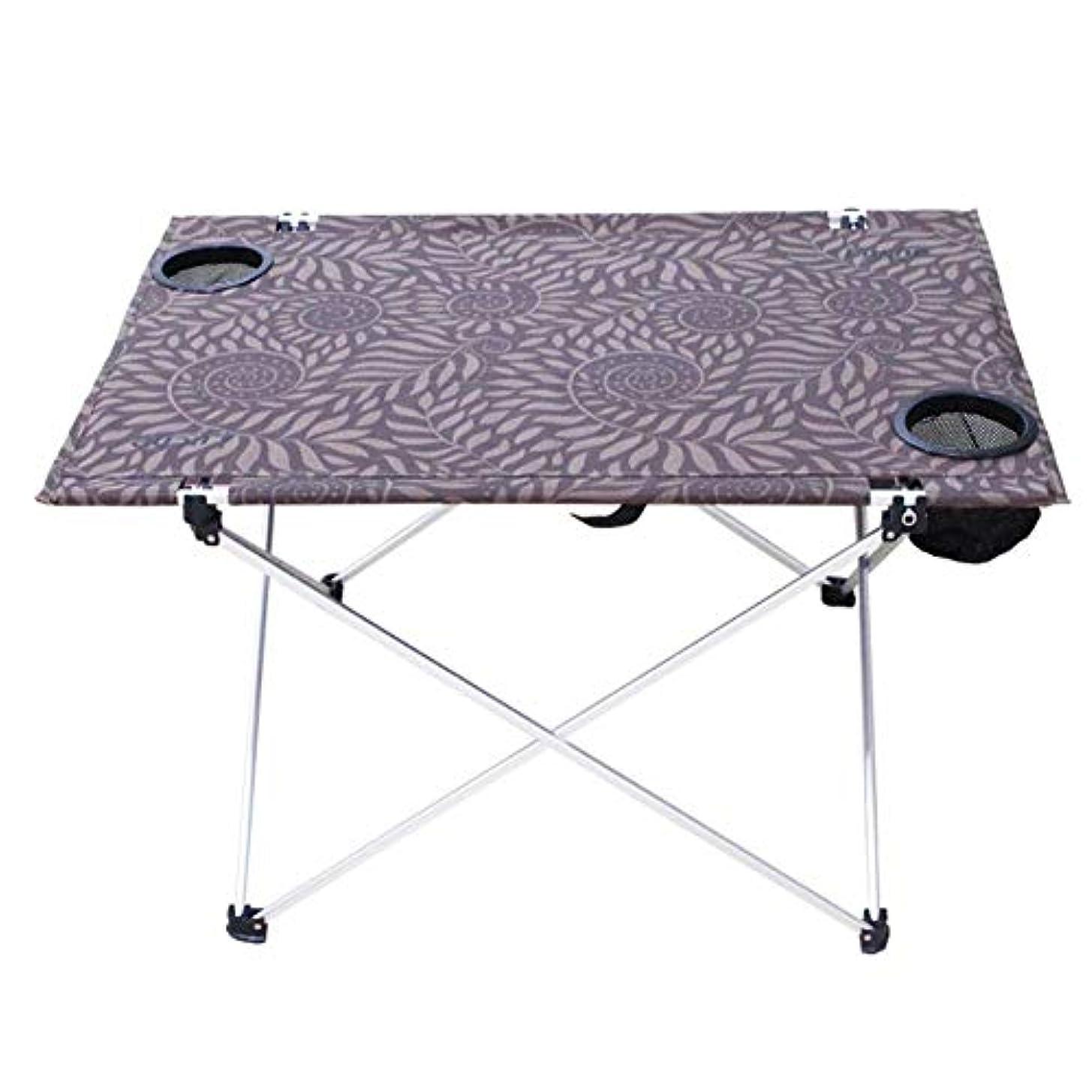 通訳ごちそう手術屋外折りたたみピクニックテーブル多機能カップホルダーポータブルキャンプバーベキューガーデンテラスビーチヤード調理家庭用レジャー軽量丈夫な耐久性のあるパープル