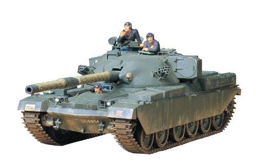 タミヤ 1/35 ミリタリーミニチュアシリーズ No.68 イギリス陸軍 チーフテン Mk.5 プラモデル 35068