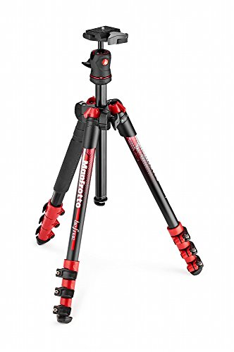 Manfrotto コンパクト三脚 Befree アルミ ボール雲台キットN...