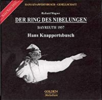 Ring: Complete Bayreuth 1957 by R. Wagner (2001-05-29)