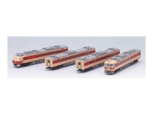 TOMIX Nゲージ 92346 キハ183-100系特急ディーゼルカー 基本4両