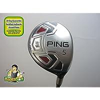 Ping i15 5フェアウェイウッド木製18.5度TFC 700 Regular Flex 23079 A