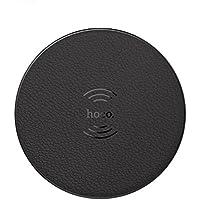 【CINC SHOP】Qi ワイヤレス 充電器 ワイヤレス チャージャー 急速 無線スマホ充電器 qi 置くだけで充電 iPhoneX/iPhone8/iPhone8 plus、Galaxy S9/S9+/Note 8/S8/S8+/S7/S7 edge/S6 などAndroid 他Qi対応機種 hocoCW14 (ブラック)