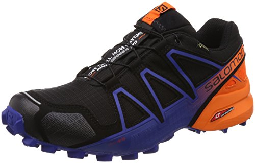 [해외][살로몬] SPEEDCROSS 4 GTX LTD 트레일 러닝 슈즈 남성/[Salomon] SPEEDCROSS 4 GTX LTD Trail Running Shoes Men`s