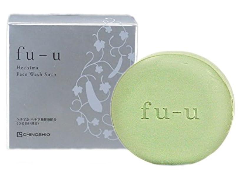 エスカレートシャッター見出しfu-u(フゥーゥ) 洗顔石けん