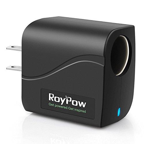 RoyPow 電源変換アダプター 24W (最大 30W) ...