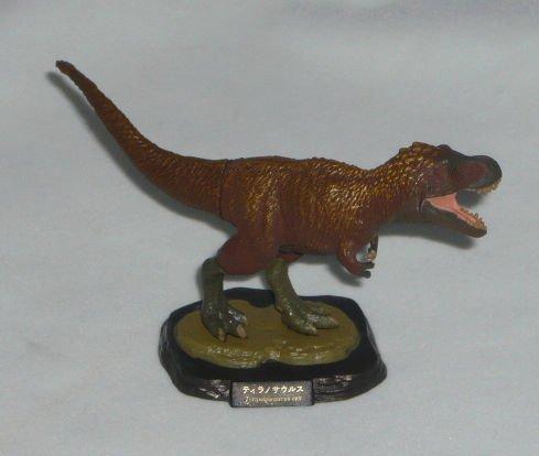 恐竜博2016 カプセルフィギュア ティラノサウルス