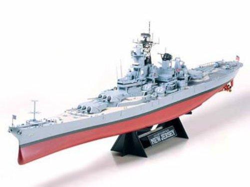 1/350 艦船 No.17 1/350 アメリカ海軍 戦艦 ニュージャージー 78017