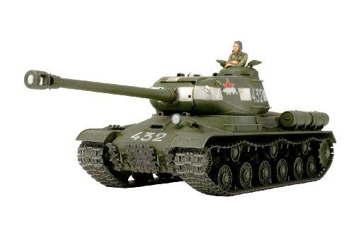 1/48 ミリタリーミニチュアシリーズ No.71 ソビエト 重戦車 JS-2 1944年型 ChKZ 32571