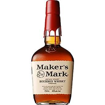 バーボン ウイスキー メーカーズマーク レッドトップ 750ml
