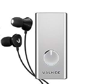 【正規代理店】眠りを測り、眠りを変える光刺激装置VALKEE2シルバー(日本語取説・USB充電器・安眠チェッカー付)