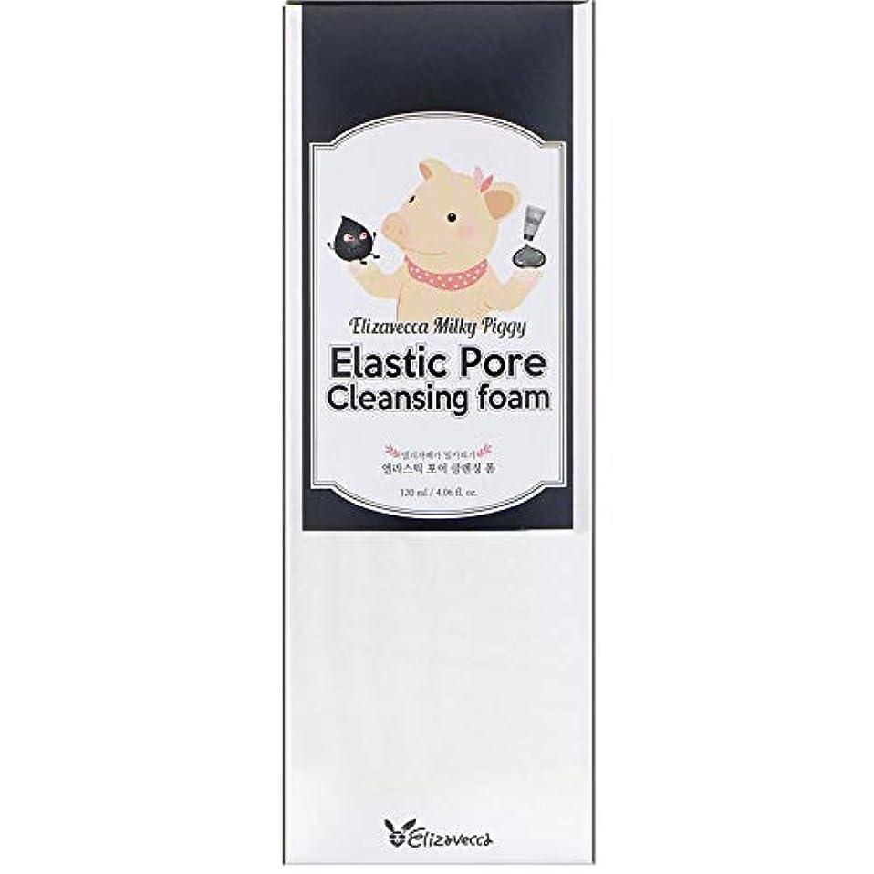 面既に悪魔ELIZAVECCA Elastic Pore Cleansing Foam (並行輸入品)