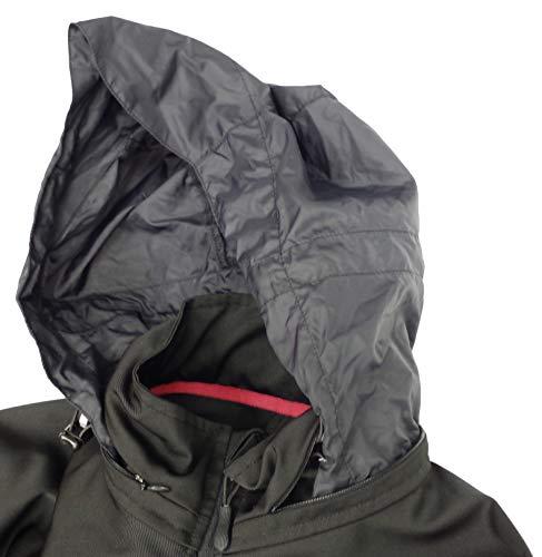 アブガルシア アブ ガルシア Abu ウォーターレジスタントジャケット BLACK XL