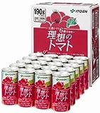 伊藤園 理想のトマト 缶190g×20本