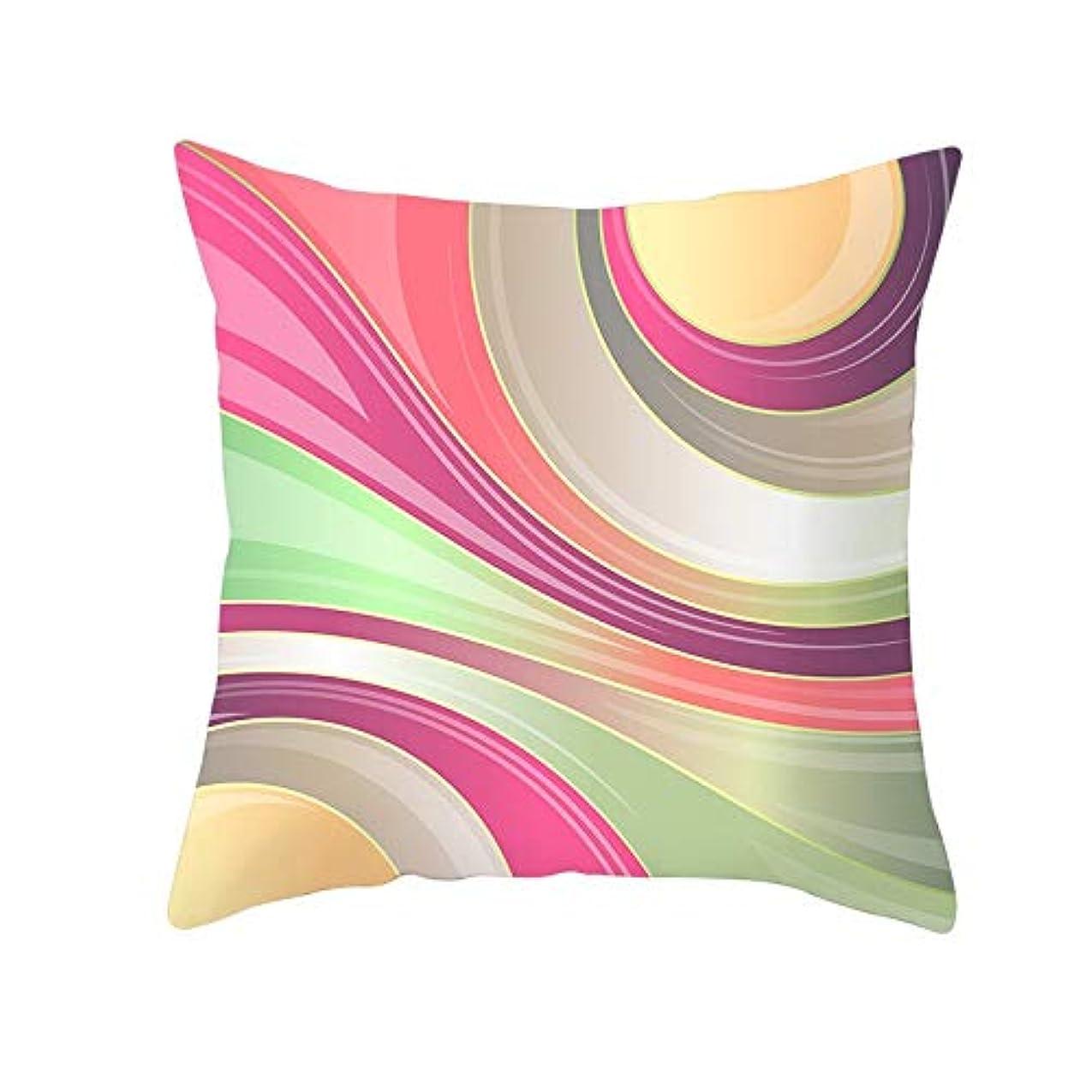甘くする正当な大腿LIFE 装飾クッションソファ 幾何学プリントポリエステル正方形の枕ソファスロークッション家の装飾 coussin デ長椅子 クッション 椅子
