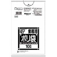 サニパック N-4945L厚口白半透明 10枚 N49HCL