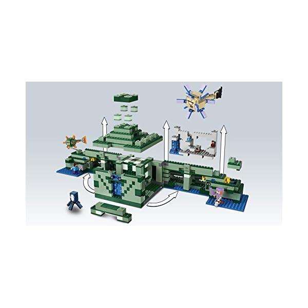 レゴ(LEGO)マインクラフト 海底遺跡 21136の紹介画像6