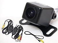 【ワイヤレスキット付】 カロッツェリア ポータブルナビ 対応 高画質 バックカメラ ガイドライン有 超高精細 CMOS センサー