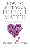 How to Meet Your Perfect Match: Includes Over 50 Tried and Tested Strategies You Need to Attract a Relationship That Works