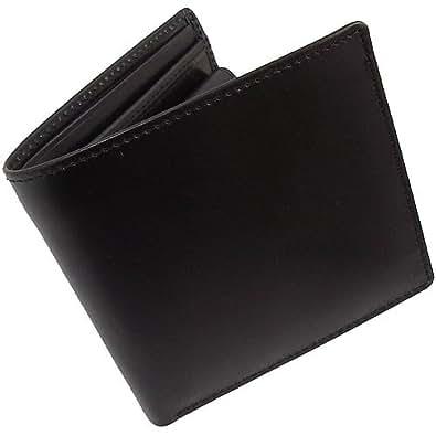 ホワイトハウスコックス(Whitehouse Cox) S7532 二つ折り財布 正規販売店 ブラック