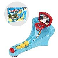 Yiteng 家族 面白い ボードゲーム ミニバスケットボール シュートゲーム フィンガープレイ 子供 おもちゃ 贈り物 (D)