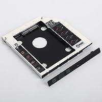 dy-tech SATA 2nd SSD HDD HDのキャディDell m4600m6400m6500m660033001340e6520m14X