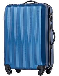 (タノビ)TANOBI スーツケース キャリーケース キャリーバッグ 一年修理保証 超軽量 小型 中型 大型 旅行用品 16X1108