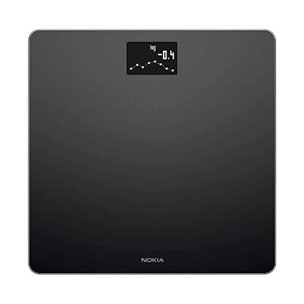 Nokia スマート体重計 Body ブラック ...の商品画像