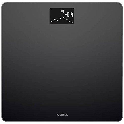 Nokia スマート体重計 Body ブラック Wi-Fi/...