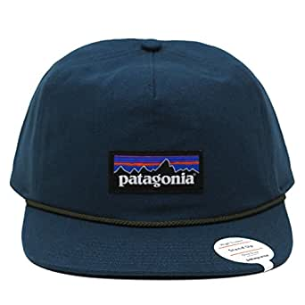 patagonia(パタゴニア)P-6 Label Stand Up Hat 【38104】[正規取扱] (ONE, Bay Blue)