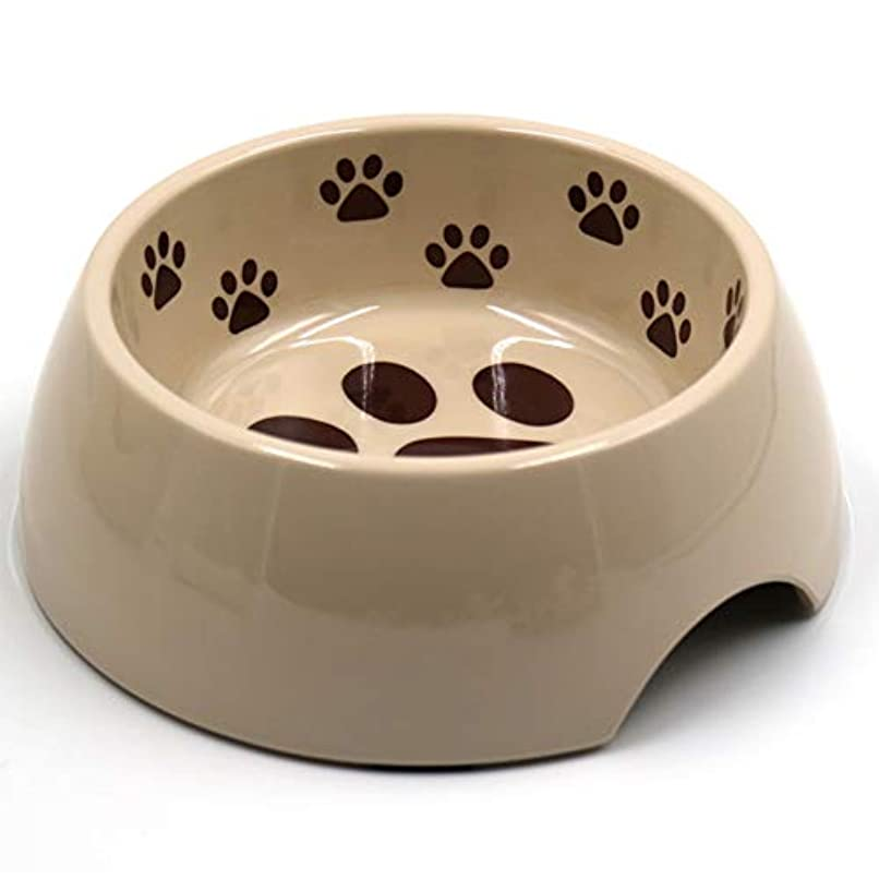 Etopfashion 面白い ペットの給餌ステーション 犬 猫用 食品グレードボウル 滑り止め 簡単な掃除 簡単なフィーダー 耐久性 給餌ボウル 食器 給餌器
