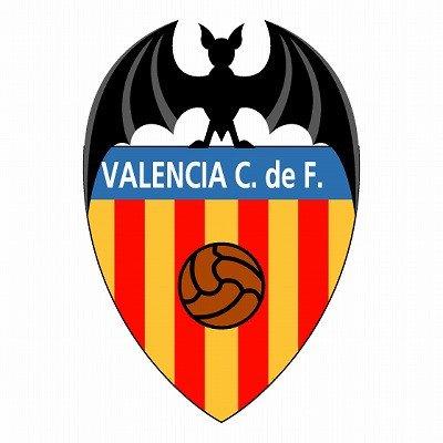 [해외]st078 발렌시아 엠블럼 형 스티커/st078 Valencia emblem style sticker