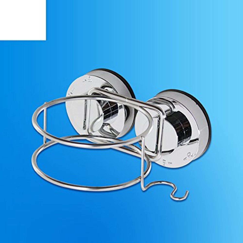 ヘアドライヤーホルダー、ヘアドライヤーシェルフ、ヘアブロードライヤーホルダー、シェルフバスルームヘアドライヤーホルダーステンレススチールAir duct-a