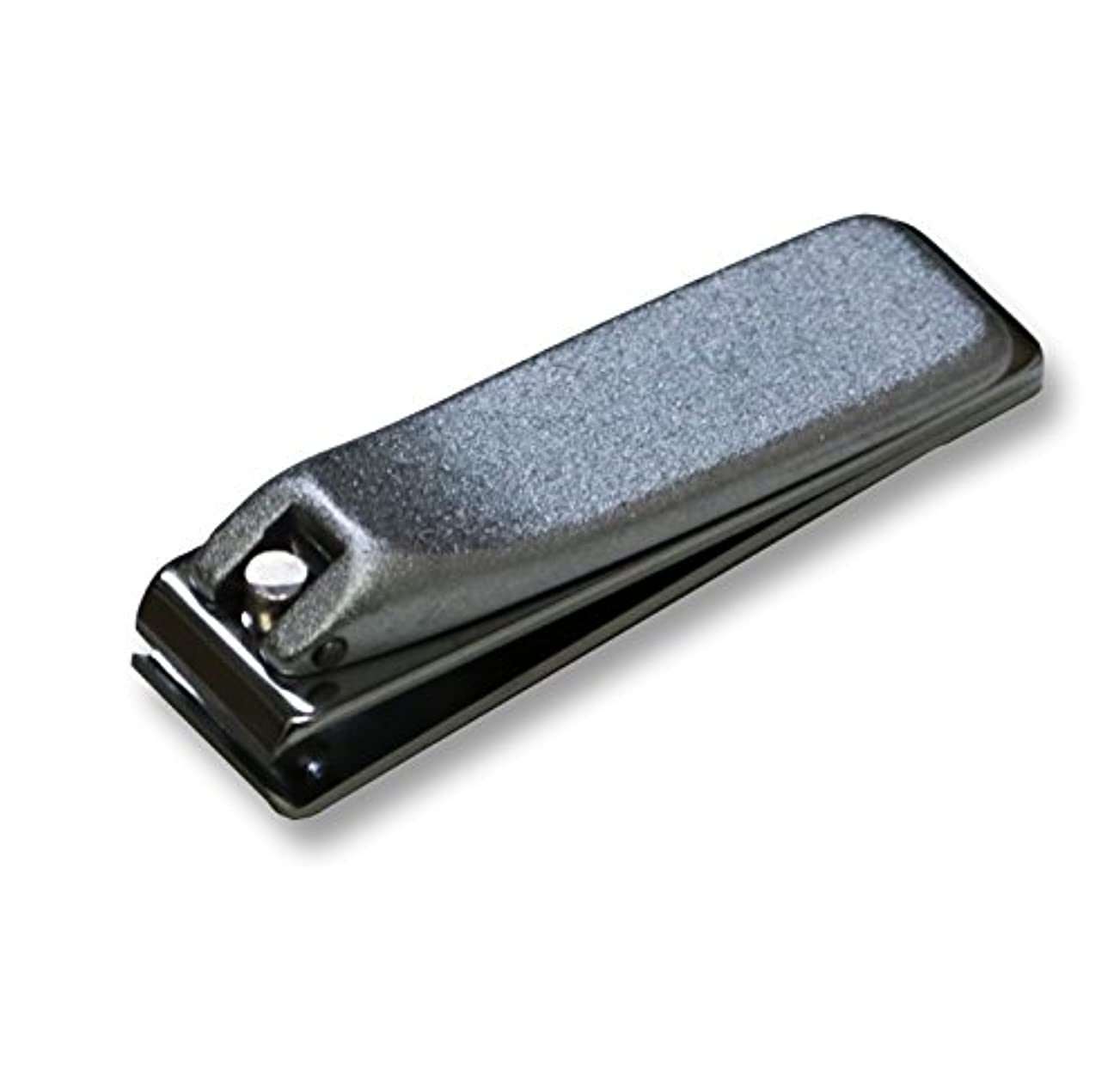 かもめソビエト雄弁家KD-035 関の刃物 クローム爪切 直刃 小 カバー無