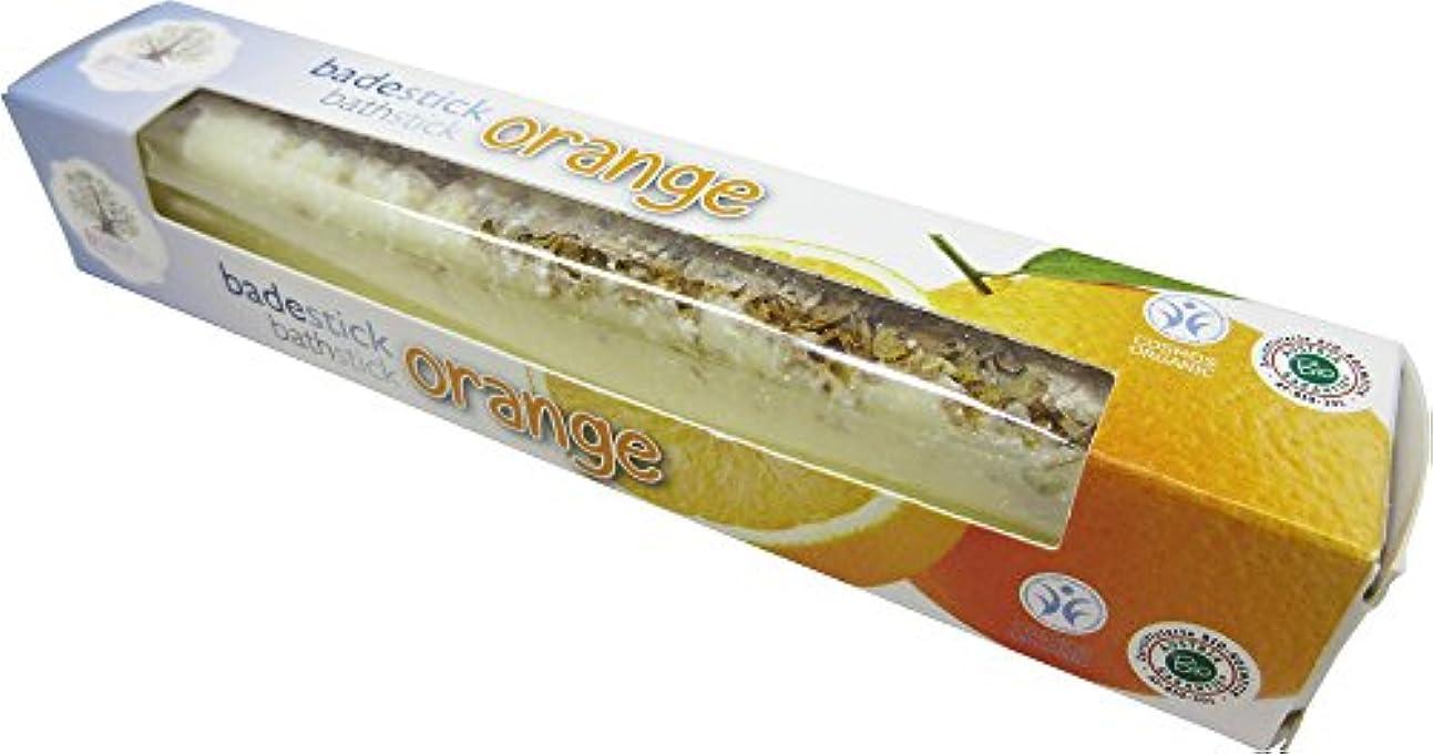 光のシュート名声バーデマイステライ 入浴剤 スティック オーガニック オレンジ 2回分