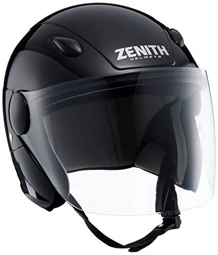 ヤマハ(YAMAHA) バイクヘルメット ジェット 原付 SF-7 リーウインズ メタルブラック XL (頭囲 60cm~61cm未満) 90791-3248X