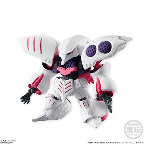 BANDAI FW GUNDAM CONVERGE ♯17 Cluster Gundam Japan import NEW Figure