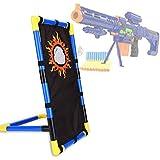 ソフトブレットターゲット 子供 おもちゃ銃 ターゲット射 撃弾丸 スタンド ガンシュートダーツ ナルフ ガンのための Nストライク シリーズ ターゲットおもちゃ ソフト 弾丸 ブラスター