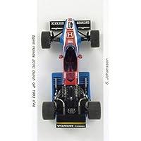 Reve Collection 1/43 スピリット ホンダ 201C Dutch GP 1983 #40 S.Johansson 完成品