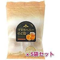 【5袋セット】 井関食品 マヌカハニー のど飴 80g × 5袋