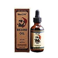 メンズ髭ケア 男性用ヒゲオイル 60ml 口髭用 保湿 滋養 ひげのふけ/分岐/落ちを防ぐ ひげの成長を促進 4香り選べる junexi