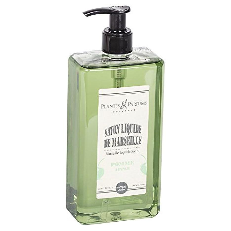 Plantes&Parfums [プランツ&パルファム] マルセイユリキッドソープ アップル
