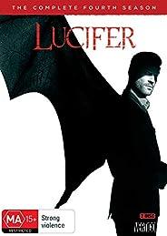 Lucifer: Season 4 (DVD)