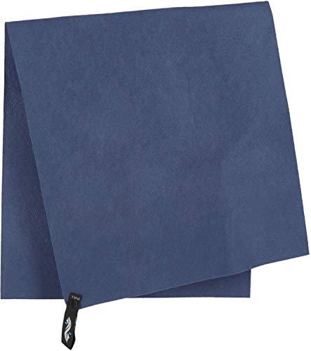 PackTowl(パックタオル) 吸水タオル ソフト 収納ポーチ付き (オリジナル) ブルー L 【日本正規品】 29105