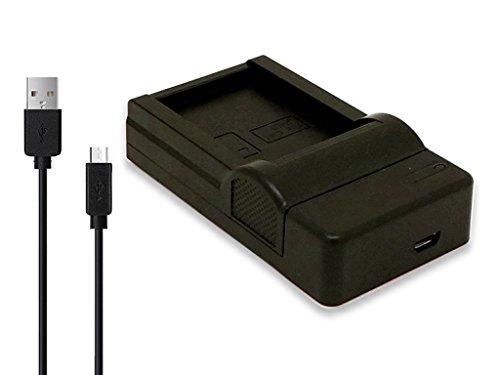 【ロワジャパン】【超軽量】【USB充電器】 【純正・互換バッテリー共に対応可能】NIKON ニコン EN-EL3 EN-EL3a EN-EL3e MH-18 互換 USB 充電器 バッテリーチャージャー