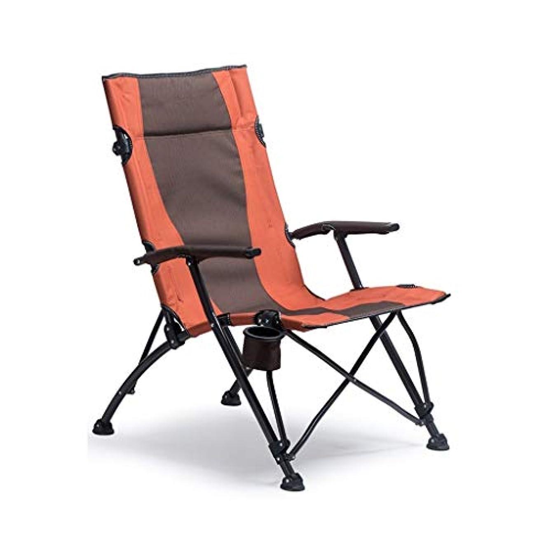 販売員人工ベット怠惰な椅子、快適なソフト背もたれ折りたたみ椅子屋外用椅子通気性耐摩耗性キャンプ椅子折りたたみ釣り椅子 (Size : 57*88*102CM)