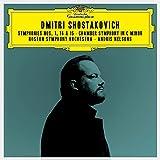 Shostakovich: Symphonies Nos. 1, 15 & 14; Chamber Symphony