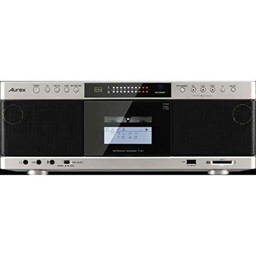 東芝『ハイレゾ対応SD/USB/CDラジオカセットレコーダー(TY-AK1)』