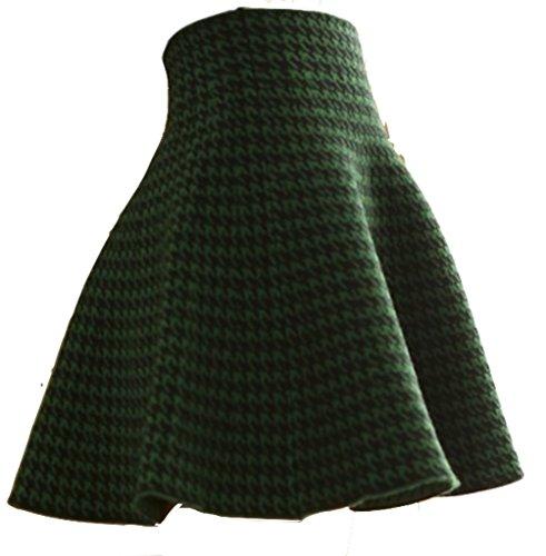 QS.HRD ふんわり ミニ スカート フレア チュニック ...